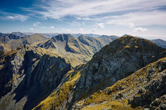 High mountains Royalty Free Stock Image