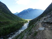 Altai Royalty Free Stock Photography