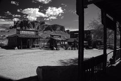 High Noon - Superstitions Stock Images