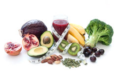 Superfood diet Stock Image