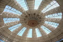 High overhead dome Royalty Free Stock Photography
