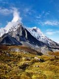 High Peak, Himalayas Mountains Royalty Free Stock Photos