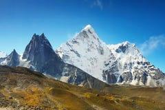 High Peaks, Himalayas Mountains Stock Photo