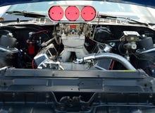 High performance car engine Stock Photos