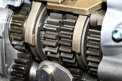 High performance gear box. Royalty Free Stock Photography