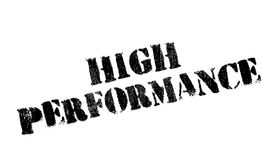 High Performance rubber stamp Stock Photography