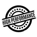 High Performance rubber stamp Royalty Free Stock Photography