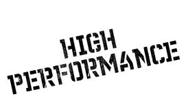 High Performance rubber stamp Royalty Free Stock Image