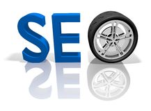 High Performance SEO Stock Photo