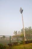 High-pole lamp Royalty Free Stock Image