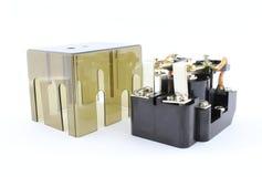 High power contactor Royalty Free Stock Photos