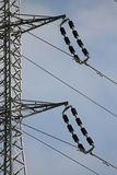 High Power Electric Line Stock Photography