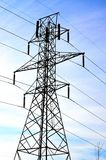 High Power Energy Stock Photo