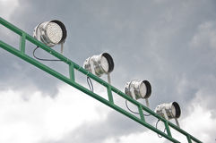 High power stage LED lights Royalty Free Stock Photography