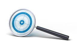 High precision analyse tool Stock Images