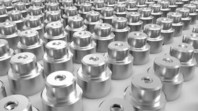 Free High Precision Automotive Machining Mold Royalty Free Stock Image - 68341486