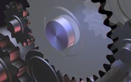 High-precision machine Royalty Free Stock Image