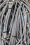 High pressure hoses Stock Photos