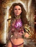High priestess Stock Photography