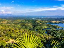 High quality angel view naturally mountain jungle Thailand. Mountain view vacation spirituality jungle stock photos