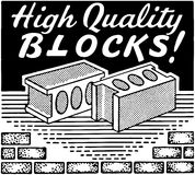 High Quality Blocks Stock Photography