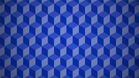 A High Quality 3D pattern Background `Blue Grades` vector illustration