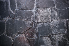 High Quality Dark Stone Texture and background Stock Photography