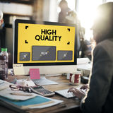High Quality Display Digital Technology Monitor Concept Royalty Free Stock Image