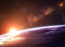 High quality Earth image Stock Photos