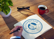 High Quality Guarantee Badge Logo Premium Concept Royalty Free Stock Images
