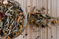 High quality herbal tea Royalty Free Stock Photo