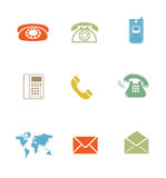 Icon Sets professionally designed - part 5 Stock Photo