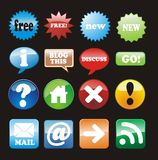 High Quality Icons Stock Photos