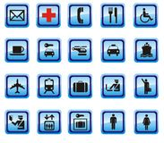 High quality icons Stock Images
