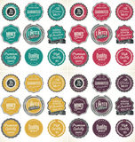 High Quality Labels collection. Illustration vector illustration