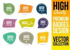 High Quality Logo Badge Emblem Royalty Free Stock Photo
