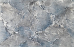 High quality marble blue color. Texture Royalty Free Stock Photography