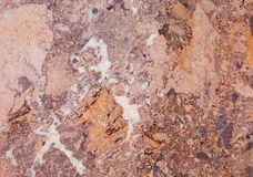 High quality marble. Isolated background Royalty Free Stock Image