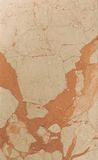 High quality marble texture. Terracota Pink. High quality natural marble texture Royalty Free Stock Photography
