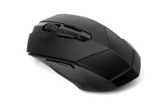 High quality professional laser mouse Stock Images