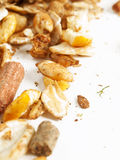High quality sportive  muesli background. for horse. Stock Photography