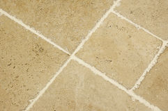 High quality unfilled travertine from Turkey Royalty Free Stock Photography