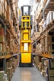 High rack stacker Stock Photos