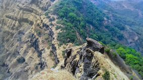 High ranges of mahabaleshwar Stock Photos