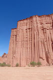 High red rock wall Royalty Free Stock Photography