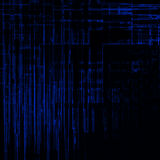 High-res matrix background Royalty Free Stock Photo