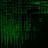High-res matrix background Stock Photography