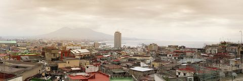 High residential density stock image