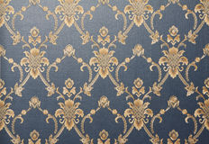 High resolution antique style wallpaper. High resolution antique wallpaper with pattern stock photo