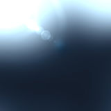 High resolution background with bokeh-spots. blue bokeh abstract Stock Photography